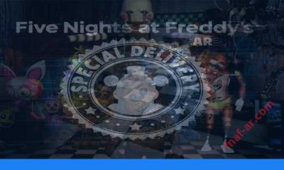 Five Nights at Freddy's (FNAF) AR: Special Delivery For iPhone