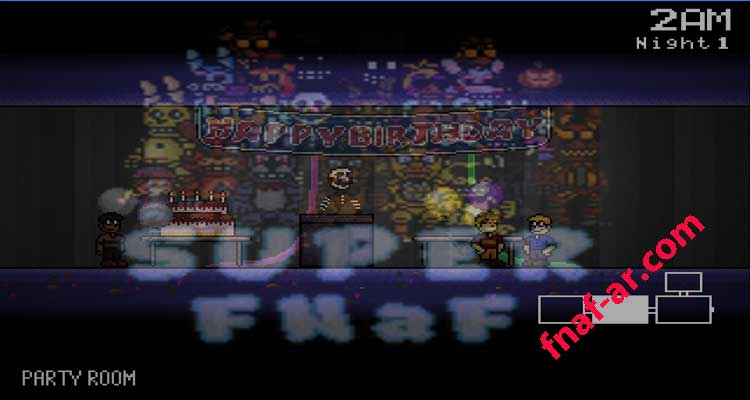 Super FNaF: Super fun and super thrill