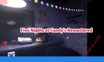 The player works as a new night security guard in a restaurant
