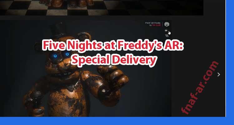 Players will encounter legendary animatronics like Freddy