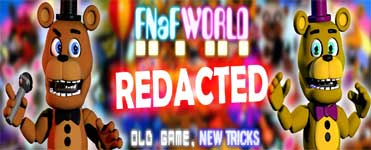 FNaF World Redacted Download For Free