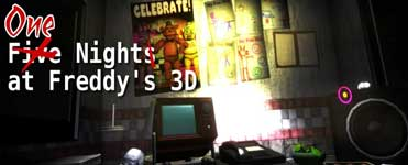 One Night(s) at Freddy's 3D (For HTC VIVE, Oculus Rift or Desktop)