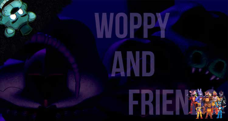Woppy and Friends