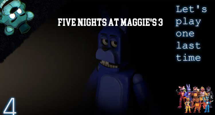 Five Nights at Maggie's 3 Download For Free