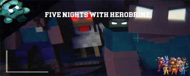 Five Nights With Herobrine Download For Free