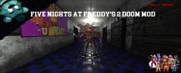 Five Nights at Freddy's 2 Doom Mod