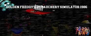 Golden Freddy's Debauchery Simulator 1986